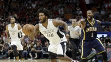 Justise Winslow's out for the year as the Heat's lost season keeps getting worse