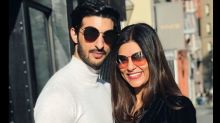 Sushmita Sen And Rohman Shawl Celebrate Two Years Of Togetherness!