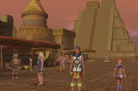 Uncharted Waters Online releases new Aztec-themed update