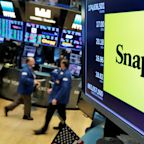 Snap's shares soar after posting narrower first quarter loss