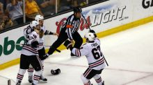 Throwback Thursday: Eight years since '2 Goals, 17 seconds' for a Blackhawks' title