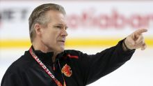 'He's been a heck of a leader for us': Interim coach Ward helps Flames over first hump