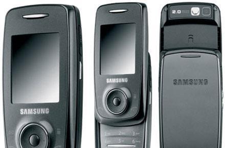 Samsung's SGH-730i i-mode slider Europe-bound