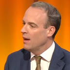 Dominic Raab says 'no one gives a toss' about 'social media cut and thrust' when pressed on factcheckUK Twitter row