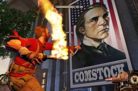 Levine: Occupy Wall Street and tea party mirror revolution in BioShock Infinite
