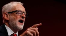 Hoping to defuse rows, Britain's Labour elects new leader