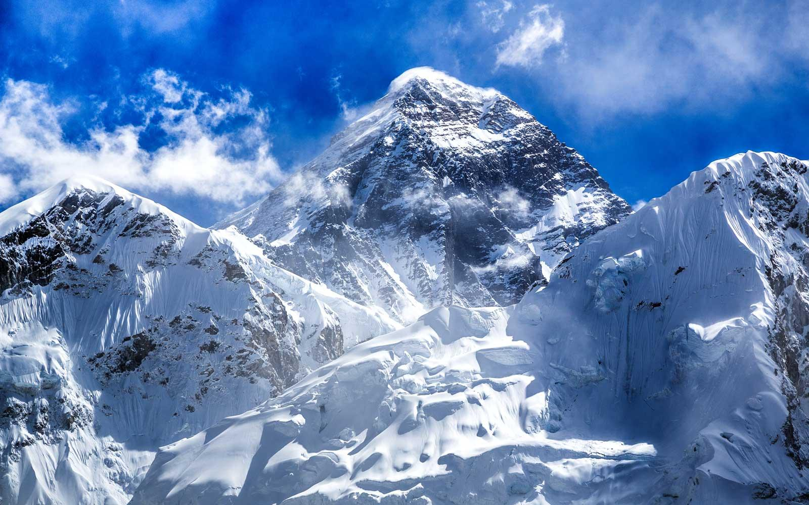 mount everest facts - HD 1920×1080
