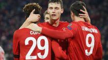 Foot - ALL - Bayern - Hans-Dieter Flick (Bayern Munich) : «Benjamin Pavard a fait une saison sensationnelle »