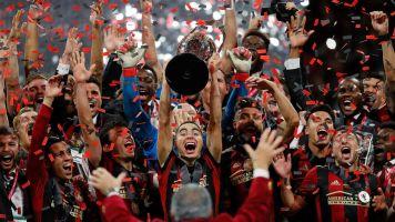 Atlanta United se quedó con una amplia cantidad de marcas en lo que fue una temporada histórica