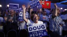 Ontario reacts with mix of frustration, hope after Doug Ford's stunning victory