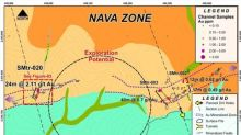 Goldplay's Nava Gold Discovery Continues to Grow as New Surface Continuous Channel Sampling Returns Wide Gold Intersection of 24 m at 2.1 g/t Au, Including 5 m @ 4.0 g/t Au