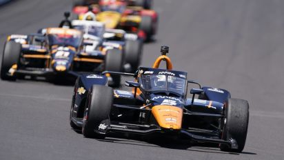 SRX or bust: CBS not looking for more motorsports in lineup