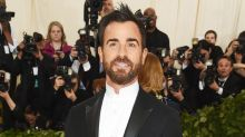 Justin Theroux Makes First Red Carpet Appearance Since Jennifer Aniston Split at Met Gala