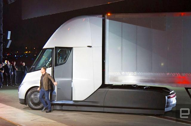 Tesla's electric trucks may be more cost-effective than expected