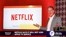 Netflix says it will not join Apple's TV service