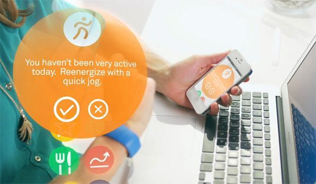 Larklife fitness band jogs into retail stores, nags you about exercise and sleep patterns