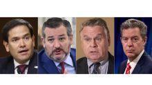 China sanctions Cruz, Rubio, Smith, Brownback for criticism