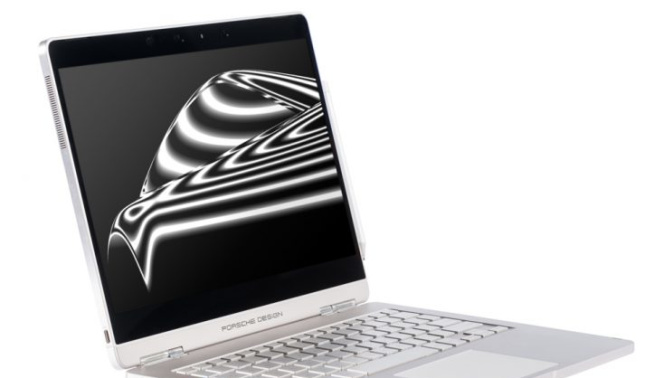 We took Porsche's pricey new laptop for a spin