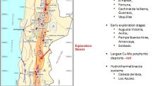 New Energy Metals Corp. Announces Results of VIP/MT Survey at Exploradora North; Porphyry Copper-Gold Prospect, Chile; 25+ Square Kilometer High Chargeability Anomaly Trending to Codelco Boundary on the South