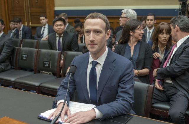 Congress will grill Mark Zuckerberg over Libra October 23rd
