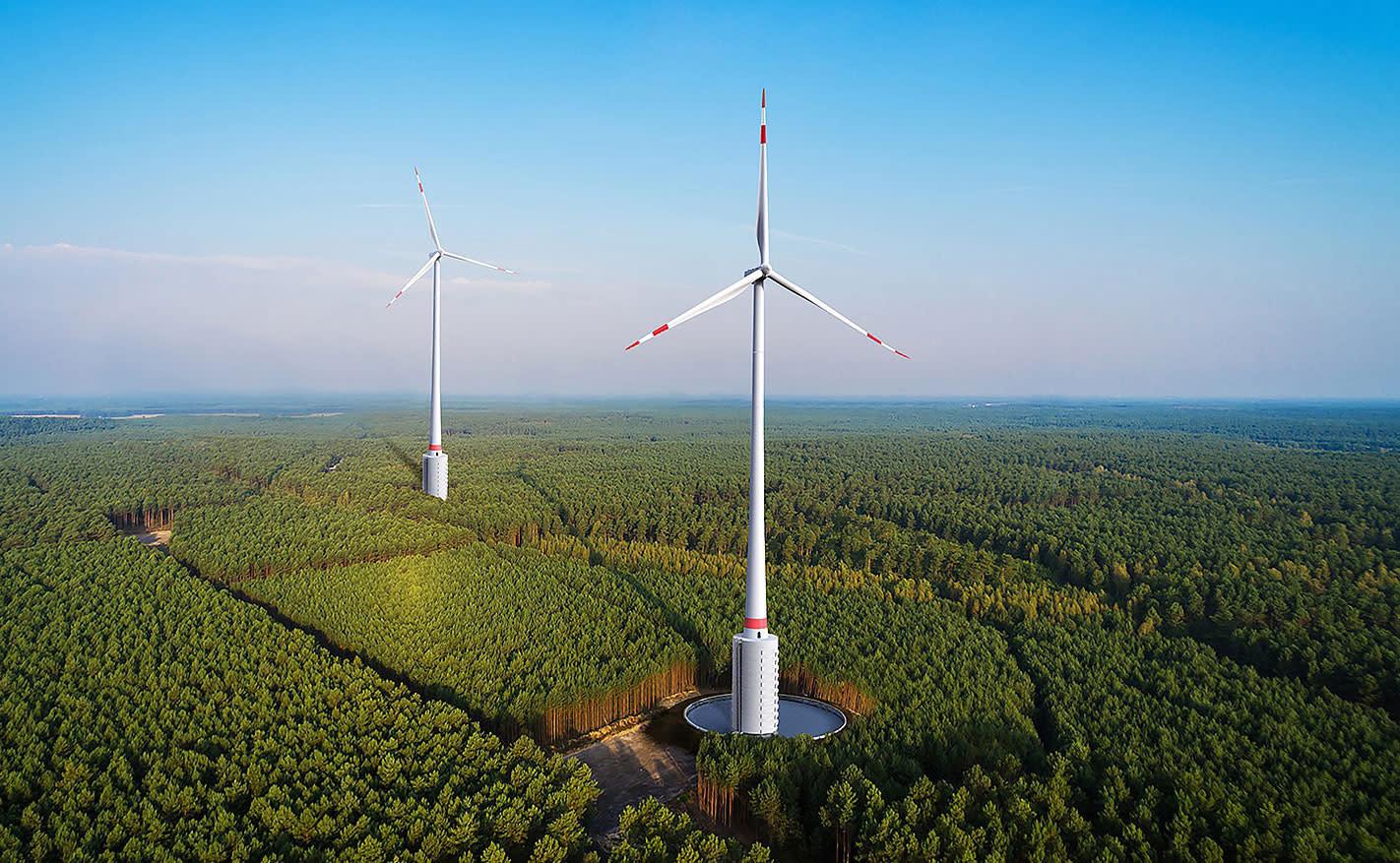 Six Innovative Wind Turbine Designs Engadget