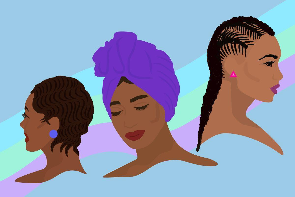 The Evolution Of 5 Iconic Black Hairstyles