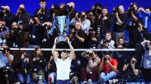 Dimitrov eyes slams after ATF Finals win