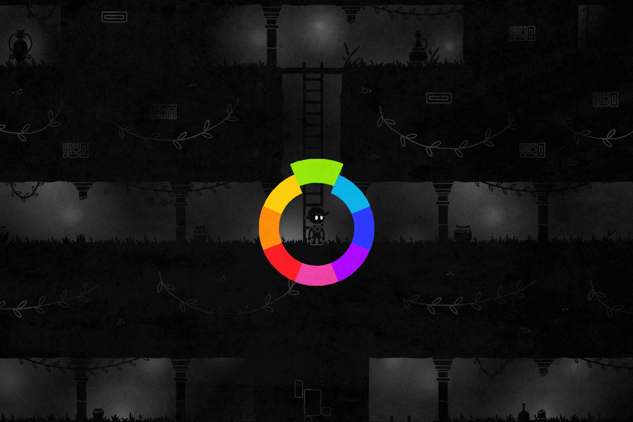 Limbo Like Hue Injects Some Much Needed Color Into Puzzle