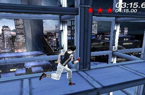 Mirror's Edge vaults onto the iPhone