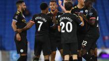 Foot - ANG - Premier League: Manchester City a balayé Brighton