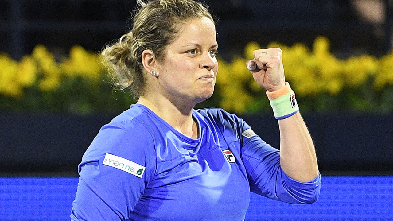 'Wildly impressive': Tennis world erupts over Kim Clijsters' 'phenomenal' return