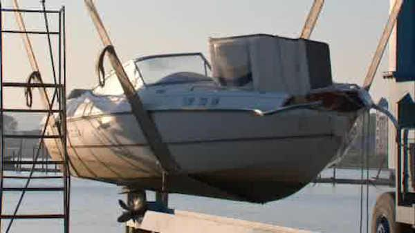 Operator charged after Hudson River boat accident