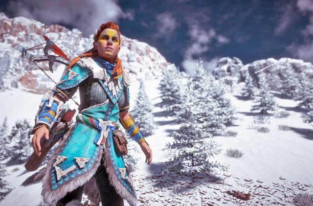 Play 'Horizon Zero Dawn' all over again with New Game+