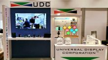 Universal Display Smashes Second-Quarter Estimates, OLED Stock Surges