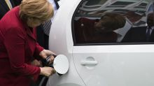 Angela Merkel wants one million car-charging points in Germany by 2030