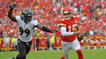 Five things to watch as the Chiefs play the Ravens