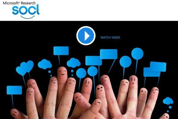 Microsoft takes the wraps off of So.cl, a search-based social network for students