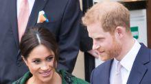 """Stand Harrys und Meghans """"Megxit""""-Entschluss schon vor der Hochzeit?"""