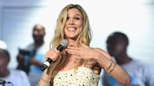 Joss Stone accused of being 'tone deaf' as she gives happiness tips from the Bahamas