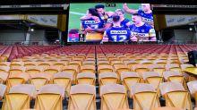 Eels flog Broncos as NRL returns to field