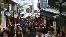In Japan's Kyoto, tech winners help bank weather coronavirus-induced tourism slump