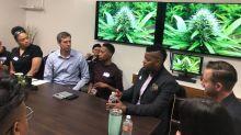 Marijuana Business Leaders Meet With Beto O'Rourke On His Legalization Plan