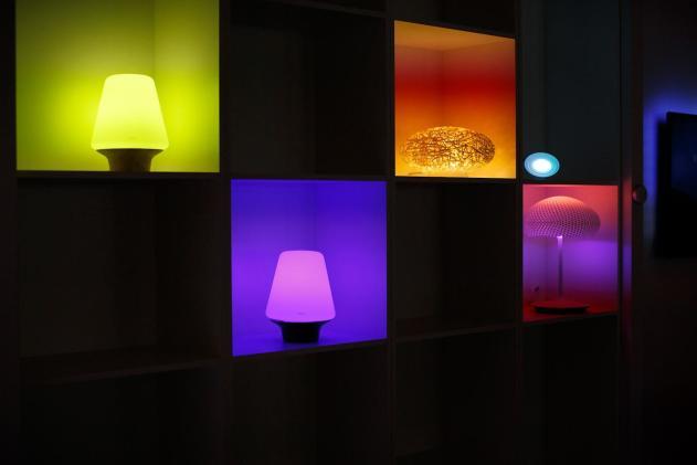 Comcast's smart home app controls your Philips Hue lights