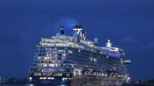 German cruise ship tests water amid coronavirus pandemic