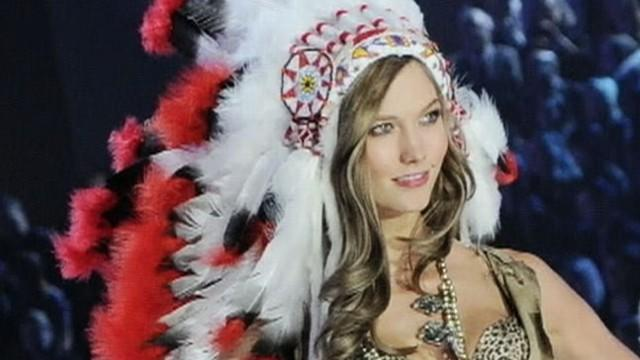 Victoria's Secret Apologizes to Native Americans for Outfit