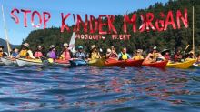 Activists vow 'resistance' as courts to rule on Canada pipeline