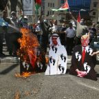 Palestinians say UAE deal hinders quest for Mideast peace