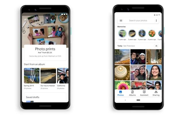Google Photos has a new stories-style 'Memories' feature