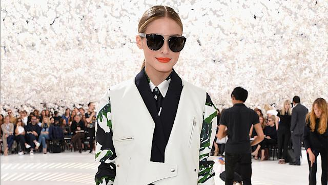 Olivia Palermo Shows Paris How It's Done