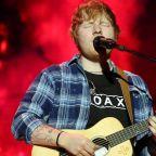 Ed Sheeran Announces Engagement via Instagram
